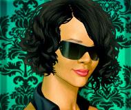 Rihanna Make Up
