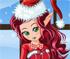 Santa Cute Elf