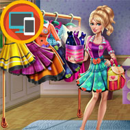Sery College Dolly Dress Up