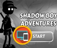 Shadow Boy Adventures