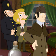 Sherlock Holmes 2 Investigation