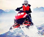 Snowmobile Cross Country