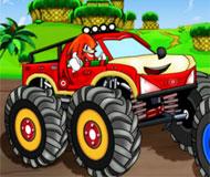 Sonic Truck Wars