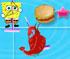 SpongeBob la Hockey