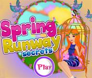 Spring Runway Secrets