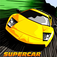 Supercar Road Racer