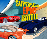 Superhero Epic Battle