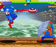 Superheroes Marvel Tribute