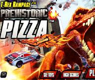 T-Rex Rampage