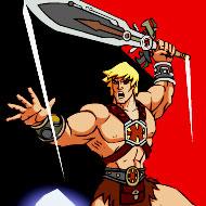 The Barbarian He-Man