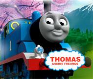 Thomas Trip to Japan