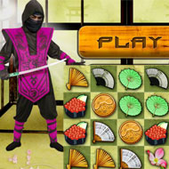 American Ninja Gold Match