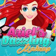 Ariel's Dazzling Makeup
