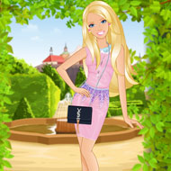 Barbie Design My Lace Dress