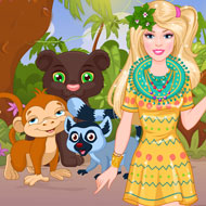 Barbie Jungle Adventure