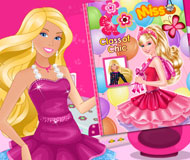 Barbie's Fashion Magazine