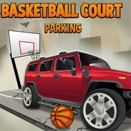 Basketball Court Parking