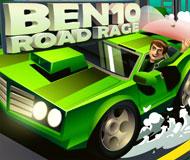 Ben 10 Road Rage