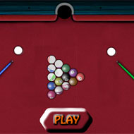 Billiard Straight