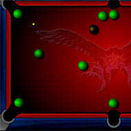 Black Ball Billiard