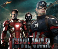 Captain America Civil War Hidden Numbers