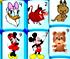Cartoon Mahjong Disney