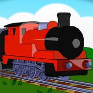 Choo Choons Toy Trainset