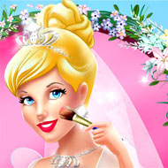 Cinderella's Wedding Makeup