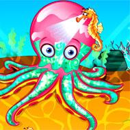 Cute Octopus Care