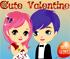 Cute Valentine Love