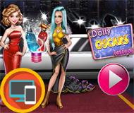 Dolly Oscars Dress Up