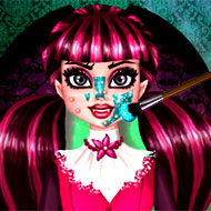 Draculaura Makeover