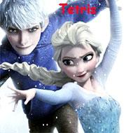 Elsa and Jack Tetris