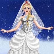 Elsa's Wedding Day