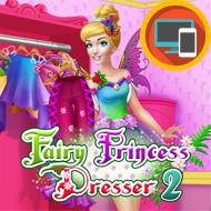 Fairy Princess Dresser 2