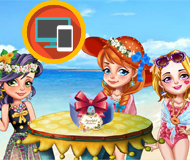 Girls' Summer Vacation Travel