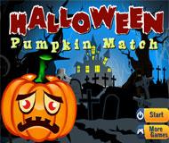 Halloween Pumpkin Match