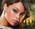 Halloween Rihanna Face Makeover