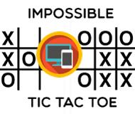 Impossible Tic Tac Toe