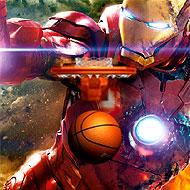 Basketball Iron Man 3