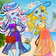 Lagoona and Abbey Spring Break
