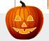Making Halloween Pumpkin