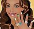 Beyonce Celeb's Nails