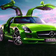 Mercedes Racer