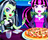 Monster High Pizza