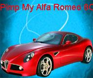 Pimp My Alfa Romeo 8C