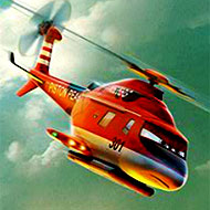 Planes Fire and Rescue Spot