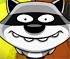 Raccoon's Towel