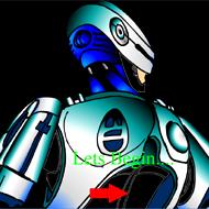 Robocop vs Bone Machine