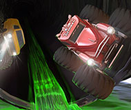 Sewer Truck Racing